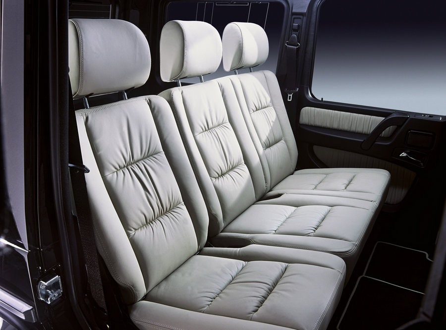 Mercedesben suv seats 7 autos post for Mercedes benz seat view